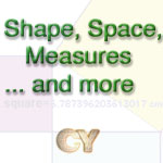 Shape, Space, Measures and More