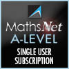 MathsNet A-Level Single User