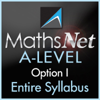 MathsNet A-Level including GCSE, IB