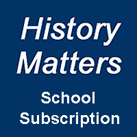 History Matters Annual School Subscription