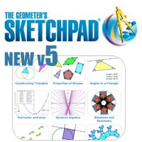 Geometers Sketchpad V5 1-Year Licence