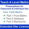 Teach A Level Maths Year 1/AS Extended Site Licence